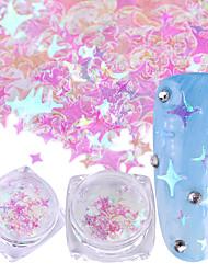 cheap -# Sequins Nail Glitter Elegant & Luxurious Sparkle & Shine Nail Art Design