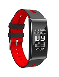 ORDRO S13 Sports Smart Bracelet Pedometer Heart Rate Monitor Blood Pressure Measurement Long Stand-By