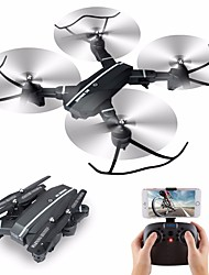 cheap -RC Drone 8807 4 Channel 6 Axis 2.4G With HD Camera 2.0MP 720P RC Quadcopter One Key To Auto-Return / Headless Mode / 360°Rolling RC