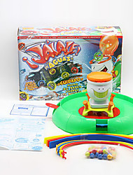 Board Game Funny Gadgets Toys Family Interaction Water Spray Toilet Bowl Animal Pieces Kids Gift