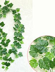 1 ブランチ シルク レアルタッチ 植物 ウォールフラワー 人工花