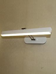 baratos -Moderno / Contemporâneo Iluminação do banheiro Banheiro / Interior Alumínio Luz de parede IP41 110-120V / 220-240V 8W