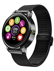 abordables -f1 bluetooth smart watch 1.22 pulgadas ips hd display soporte de control de la frecuencia cardíaca mensaje push para ios teléfonos android