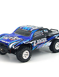 cheap -RC Car RP-02 2.4G Truck Off Road Car High Speed 4WD Drift Car Buggy 1:16 KM/H Remote Control Rechargeable Electric