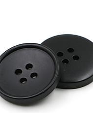 economico -50 pezzi Resina Buttons Snaps Solidi Vintage Vintage Clothing Accessories