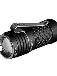 KLARUS Mi1C Lanternas LED Lanternas de Mão LED 600 lm Manual Modo Cree CREE XP-L HI V3 Profissional Impermeável Leve Zoomable Fácil de