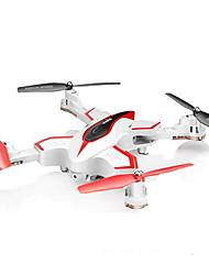 cheap -RC Drone SYMA X56W 4 Channel 2.4G With HD Camera 0.3MP RC Quadcopter Hover / With Camera RC Quadcopter / Camera / Screwdriver