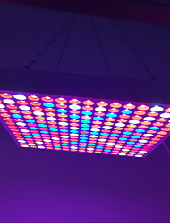 1PC 225LEDS 50W LED Indoor Plants Grow Light Kit Full Spectrum with UV&IR Greenhouse Plants Veg&Flower Plants