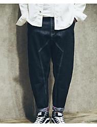 Men's Jeans Pants,Pants Solid