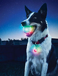 cheap -Dog Dog Toy Pet Toys Interactive LED Lighting silicone For Pets