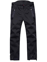 economico -Per uomo Pantaloni da sci Caldo Antivento Alpinismo Escursionismo Sport da neve Snowboard Poliestere Taffetà in poliestere