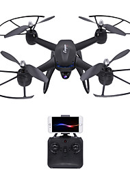 cheap -RC Drone DM107S 4CH 6 Axis 2.4G With 0.3MP HD Camera RC Quadcopter Wide-Angle Camera Height Holding WIFI FPV LED Lighting One Key To