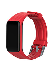 cheap -MGCOOL Band 3 Smart Bracelet Sleep Mode Rechargeable Battery Non-Slip Finger sensor G-sensor Heart Rate Sensor