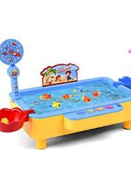 Brinquedos de pesca Brinquedos Retângular Simples 1 Peças