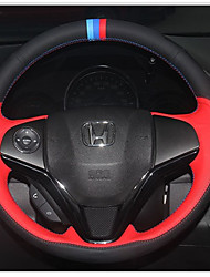 cheap -Steering Wheel Covers Leather 38cm Honda General Motors All years