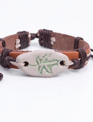 cheap -Women's Bracelet Lovely Fashion China Leather Circle Jewelry For School Date