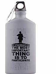 abordables -Voyage tasse / tasse / bouteille d'eau en aluminium léger en plastique pour