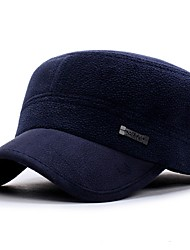 cheap -Men's Cotton Baseball Cap,Casual Solid Color All Seasons Pure Color