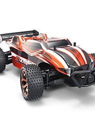 cheap -RC Car 333-GS05B 2.4G 4WD High Speed Drift Car Off Road Car Rock Climbing Car Truck Buggy (Off-road) 1:18 20 KM/H Remote Control / RC