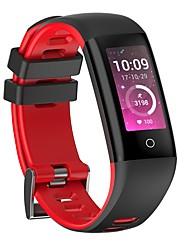 economico -yy g16 uomo donna colore braccialetto intelligente passo dopo passo modalità multi-sport frequenza cardiaca pressione sanguigna