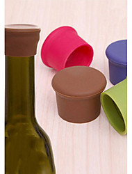 Wine Stoppers Silica gel,Wine Accessories High Quality CreativeforBarware