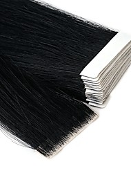 cheap -Tape In Human Hair Extensions Classic Human Hair Women's Daily