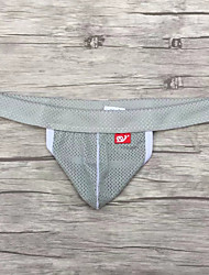Men's Solid G-string Underwear