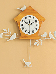 cheap -Transitional Indoor / Outdoor,AA Wall Clock