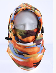 cheap -Balaclava Winter Autumn Keep Warm Windproof Antistatic Soft Mountain Cycling Road Cycling Recreational Cycling Motor Bike Cycling / Bike