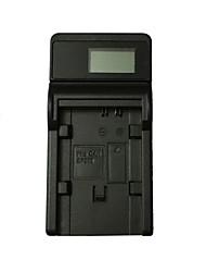 ismartdigi bp808 lcd usb камера зарядное устройство для canon bp808 bp809 bp819 аккумулятор - черный