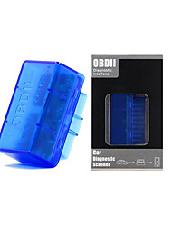 mini-portable v1.5 ELM327 OBD2 / OBDII bluetooth auto scanner de voiture outil de diagnostic pour Android