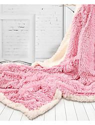 Недорогие -Другие акссесуары Однотонный Полиэфир одеяла