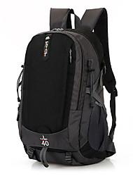 cheap -Men Bags Nylon Sports & Leisure Bag Zipper for Climbing All Season Blue Green Black Red