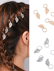 cheap -Alloy Hair Tie,Fashion Silver Golden