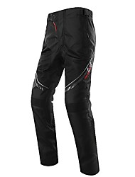 cheap -Men Motorcycle Riding Trousers Wear-Resistant Shockproof Riding Trousers Protector Gear for Motorsport