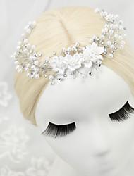 baratos -imitação pérola strass headbands 1pc headpiece estilo elegante