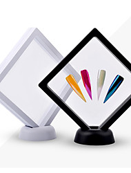 cheap -1 Nail Color Card Display Board Nail Art Manicure Makeup Cosmetic  Tool Kit