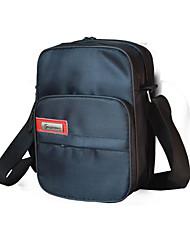 cheap -Men's Bags Oxford Cloth Shoulder Bag Zipper for Casual All Seasons Black