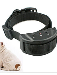 cheap -Dog Bark Collar Trainer Portable Anti Bark Voice Control Easy to Install Easy to Use