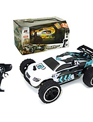 cheap -RC Car 1802A 2.4G 4WD High Speed Drift Car Racing Car Buggy (Off-road) 1:18 13-15 KM/H Remote Control / RC Rechargeable Electric