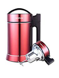 Cozinha Aço Inoxidável 100-240 Fabricante de leite de soja