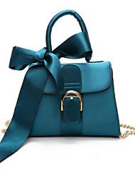 Women Bags Velvet Tote Zipper for Casual All Seasons Blue Black Blushing Pink Brown