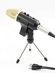 Недорогие -KEBTYVOR MK-F400TL Проводное Микрофон наборы Конденсаторный микрофон Ручной микрофон Назначение ПК и ноутбуки