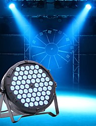 cheap -U'King LED Stage Light / Spot Light LED Par Lights 8/9 DMX 512 Master-Slave Sound-Activated Auto 80 for Outdoor Party Stage Wedding Club