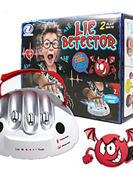 cheap -Lie Detector / Adult Polygraph Test / Board Game Micro Electric Shock 1pcs Adults'