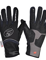 cheap -Nuckily Sports Gloves Touch Gloves Bike Gloves / Cycling Gloves Winter Gloves Keep Warm Waterproof Reflective Windproof Wearable