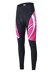 Недорогие -arsuxeo женщин 3d мягкие велосипедные компрессионные колготки весенний велосипед mtb велосипедные штаны дышащий быстро сухой