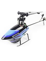 cheap -RC Helicopter WL Toys V933 6CH 2.4G Brushless Electric - Ready-to-go Remote Control / RC