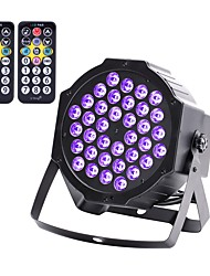 cheap -U'King LED Stage Light / Spot Light DMX 512 Master-Slave Sound-Activated Auto Remote Control Stand-alone for Party Club Professional High