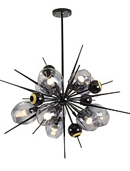 Country Globe Modern/Contemporary Chandelier For Living Room Bedroom Study Room/Office AC 110-120 AC 220-240V Bulb Not Included